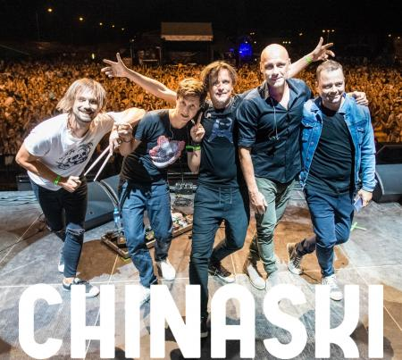 CHINASKI odstartovali letní sezónu, amfiteátry rozezvučí známé hity!