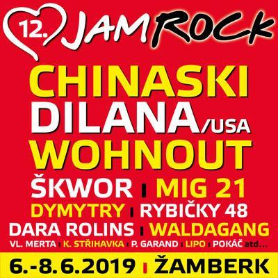 Odpal léto s JamRockem!
