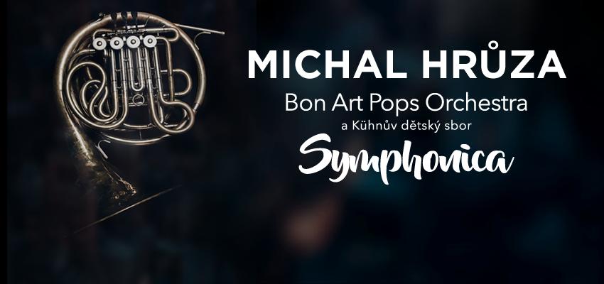 Michal Hrůza turné Symphonica 2022 / Přehled