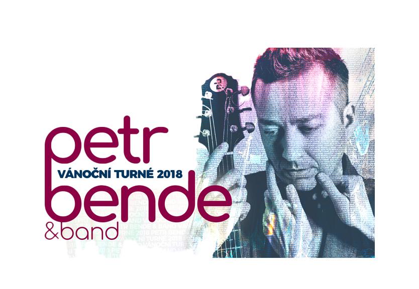 PETR BENDE & band a hosté  Vánoční turné 2018