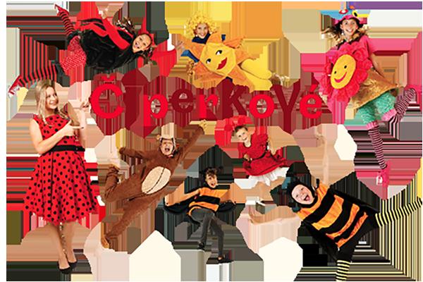 Čiperkové - Nejpopulárnější dětská kapela v ČR