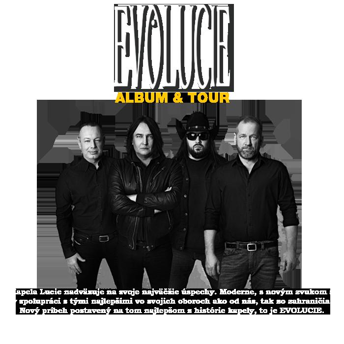 EVOLUCIE Album & Tour