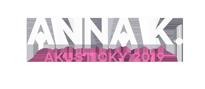ANNA K. - AKUSTICKY 2019-2020