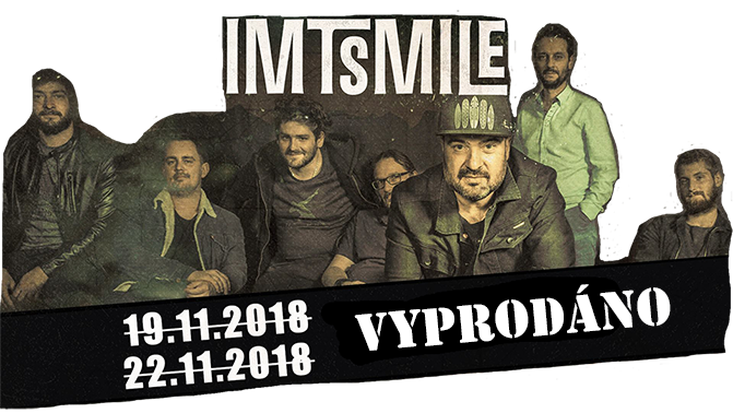 IMT Smile 2018 - Roxy Praha