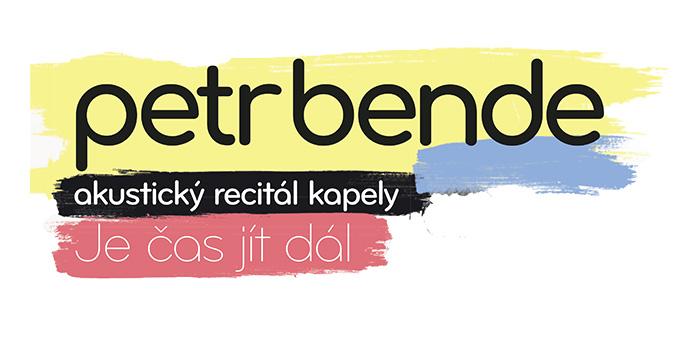Petr Bende & Band - akustický recitál / Je čas jít dál 2020