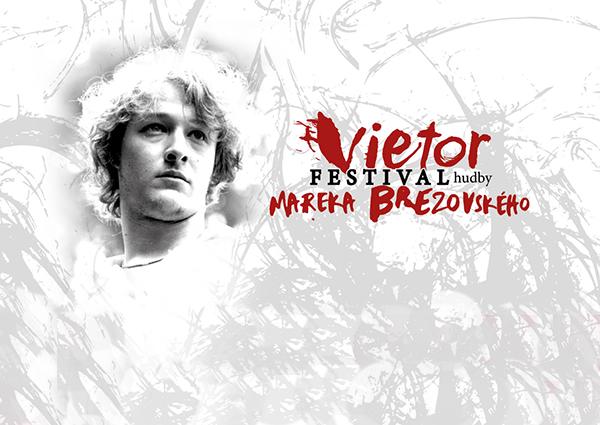 Vietor festival hudby Mareka Brezovského 2019