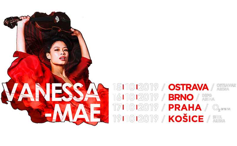 Vanessa Mae: Tour 2019