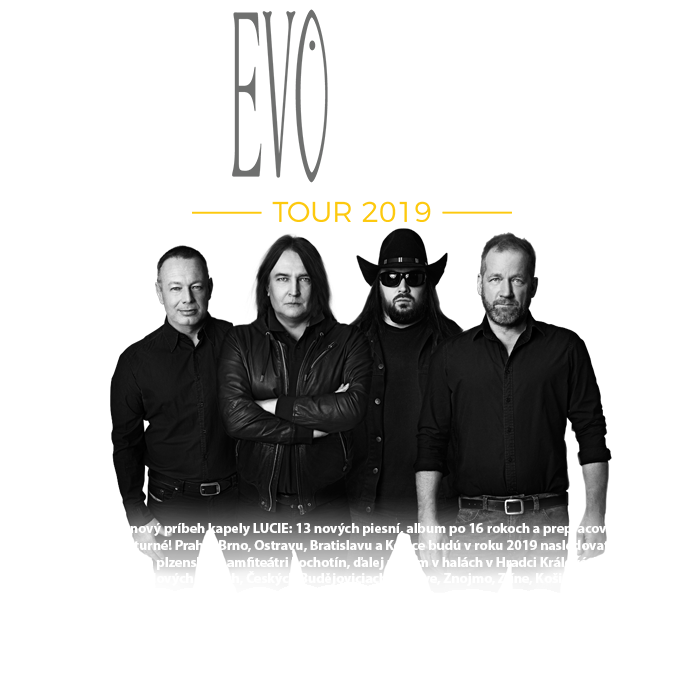 LUCIE: EVOLUCIE Tour 2019