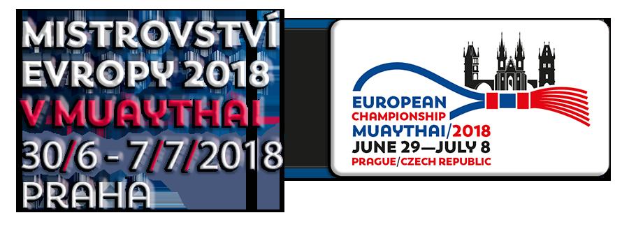 European Championship in muaythai 2018 Prague