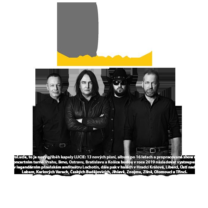 LUCIE: EVOLUCIE Tour 2019
