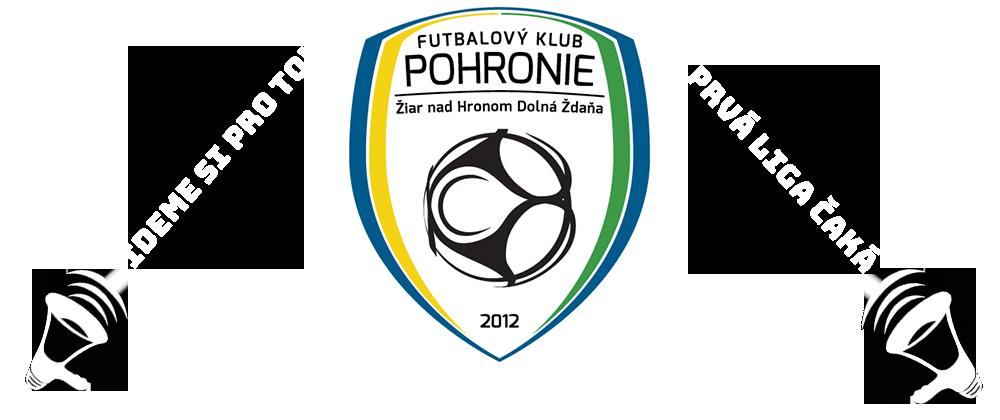 FK Pohronie // SEZÓNA 2018/2019