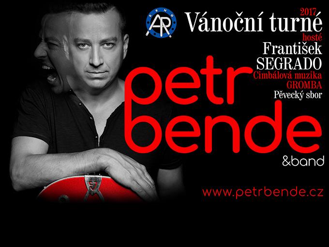 PETR BENDE & band a hosté Vánoční turné 2017