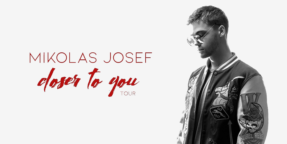 Mikolas Josef - Closer to YOU – Vánoční turné 2019