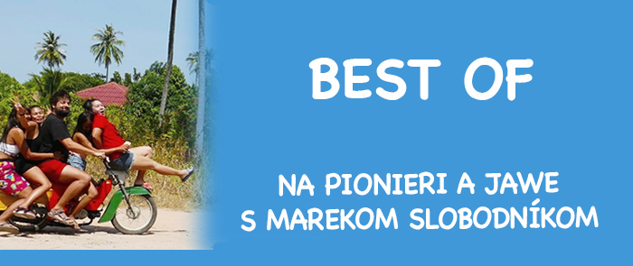 Best of na Pionieri a Jawe s Marekom Slobodníkom