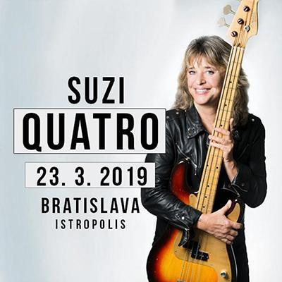 SUZI QUATRO 2019