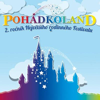 POHÁDKOLAND <br> Rodinný festival <br> Vranovská pláž