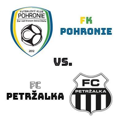 FK Pohronie - FC Petržalka