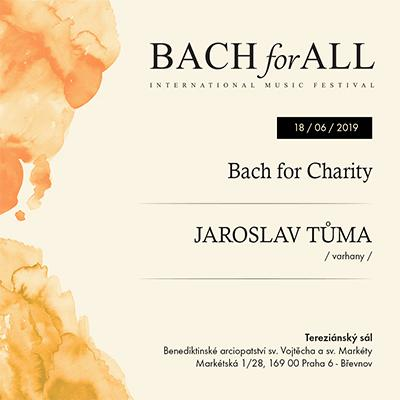 BACH for ALL <br> Bach for Charity