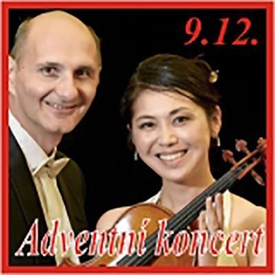 Adventní koncert – Tomáš Mach a Hiroko Matsumoto