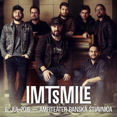 IMT SMILE: AMFITEÁTER BANSKÁ ŠTIAVNICA 2019