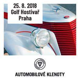 Automobilové klenoty 2018