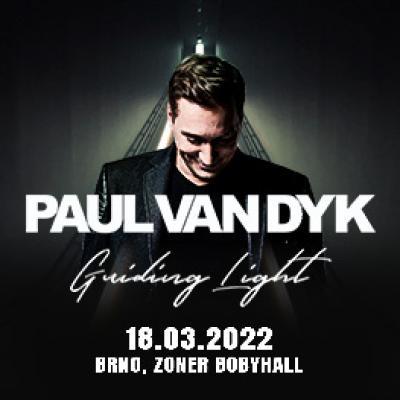 PAUL VAN DYK - Guiding light album tour 2022