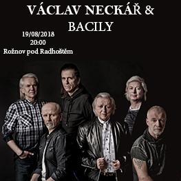 Václav Neckář & Bacily <br>Za doprovodu smyčcového kvarteta