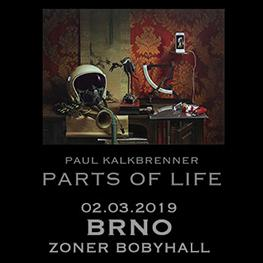 PAUL KALKBRENNER Live | Parts of Life 2019