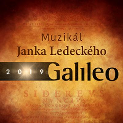 Divadlo Hybernia <br> GALILEO