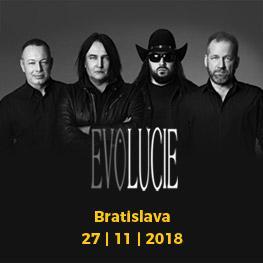 EVOLUCIE <br>Album & Tour <br>Bratislava
