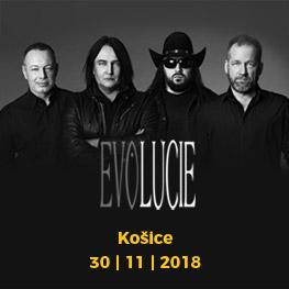 EVOLUCIE <br>Album & Tour <br>Košice