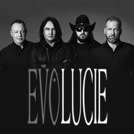 EVOLUCIE <br>Album & Tour
