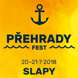 PŘEHRADY 2018 <br>SLAPY