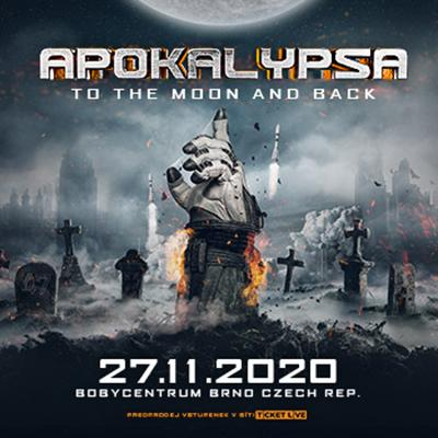 APOKALYPSA To the Moon and back 2020