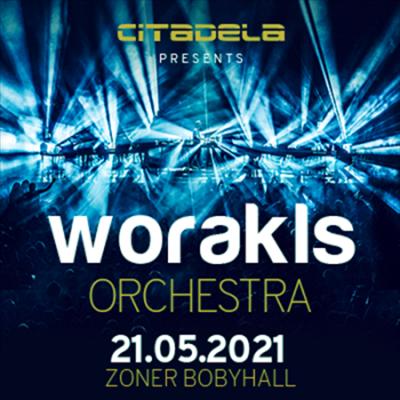 CITADELA Worakls LIVE with Orchestra 2021