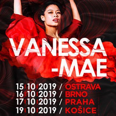 Vanessa Mae: Tour 2019 Brno
