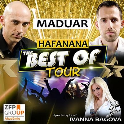 MADUAR - Hafanana The Best Of Tour - Zvolen