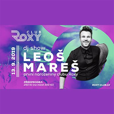 DJ show - LEOŠ MAREŠ