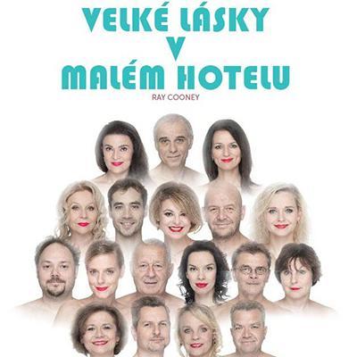 Velké lásky v malém hotelu - Moravské Budějovice