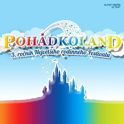 POHÁDKOLAND <br> Rodinný festival <br> Zámek Slavkov u Brna
