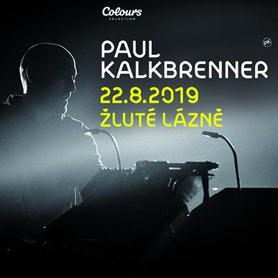 Paul Kalkbrenner: Praha