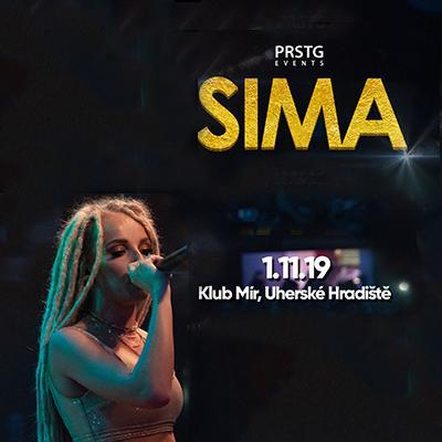 SIMA Podla Seba Tour 2019 - UHERSKÉ HRADIŠTĚ