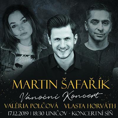 Martin Šafařík - Vánoční koncert