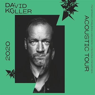 David Koller Acoustic Tour Valašské Klobouky 2021