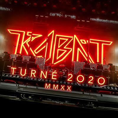 Kabát Turné MMXX 2020 - České Budějovice