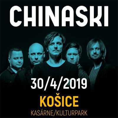 CHINASKI Košice 2019