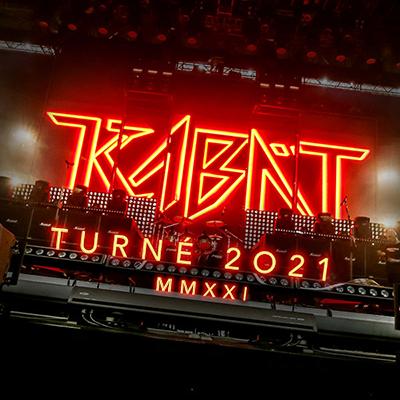 Kabát Turné MMXXI 2021 - Ostrava