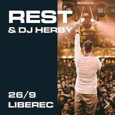 REST & DJ HERBY / 26. 09. 2020