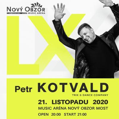 PETR KOTVALD & TRIK - Best of - LX koncert