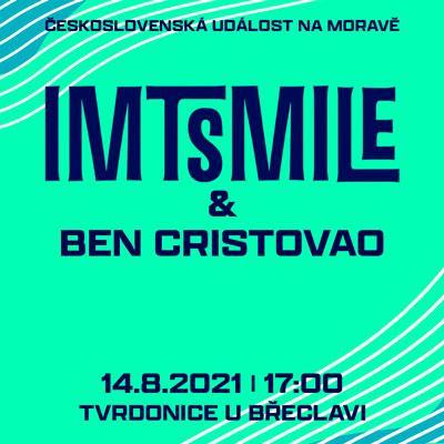 IMT Smile a Ben Cristovao - Tvrdonice u Břeclavi